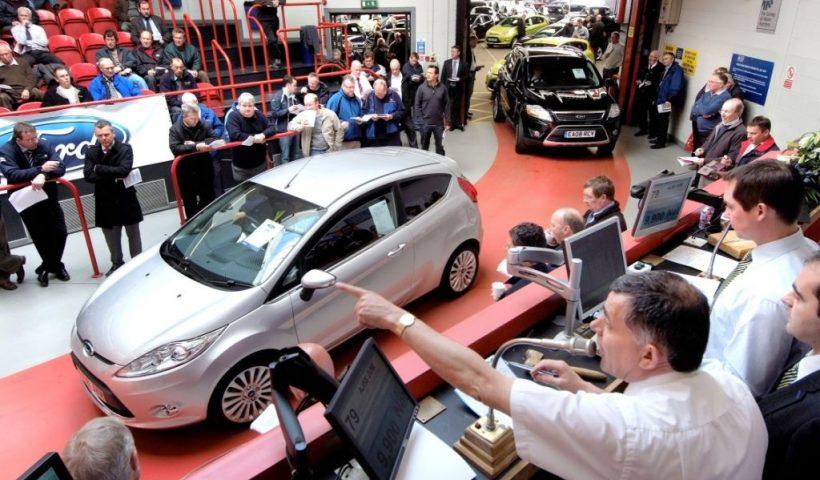Grabbed Auto Auction
